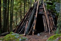 Survival Shelters & Other Things / Survival