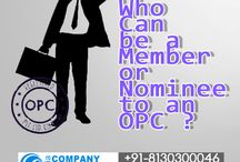 OPC Registration India