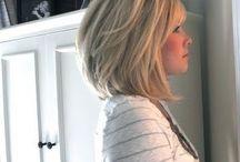 hair styles / Medium bob / by Amy Latta Herndon