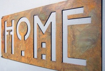 The Home / by Alaina Polaski