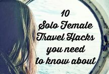 Solo Female Travel 101 / Solo female travel tips and tricks. By solo travelers for solo travelers.  Post your own blog posts that are about solo female travel only! No repeating pins, try to stick to solo female travel based posts, no more than 5 pins a week. If you don't follow the rules you'll be banned. *PM for an invite if you are a blogger who solo travels as a female*