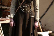 Kjole, viking