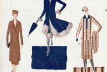 Fashion (mainly 1920s & 30s)