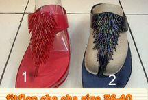 Footwear - Silvblue