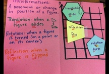 Location and Movement / Lessons and ideas base on grade 6 ontario curriculum expectations / by Shauna Rau