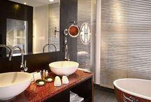 Design: Bathrooms / It is impossible to overdo luxury.  / by Jennifer Emmer