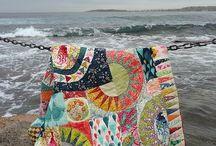 Quilts og vægbilleder