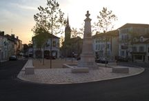 Location / Between Angouleme and Perigueux, Perigort Vert, France