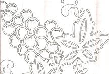 uva a intaglio