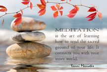 Meditation, Tranquility, Peace