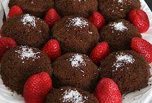 Tatlılar-Kekler-Kurabiyeler
