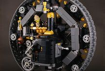 Steampunks Legos ! / You can find any well-done enough steampunks machineries in legos on this board !