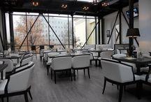Antipa Cafe & Restaurant / Portofoliu Sensio