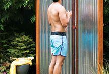 BB,S / Shower outdoor