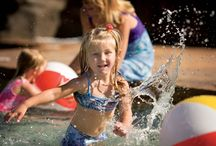 Kids / Kids love Pronghorn, too! Swimming, Camp Pronghorn, playground time, delicious food and yummy treats!