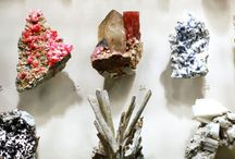 * minerals *