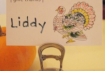 Holiday - Thanksgiving / by Katie Ormiston