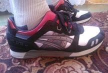 Sneakers / Moja kolekcja tenisówek