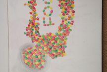 My sketchbook- sweets