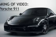 Making of: Porsche 911 Carrera Black Edition