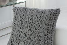 Crafts | Crochet & knitting ~ Pillows