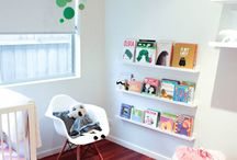 Kids room ideas / by natalie castro