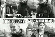 BTS <3 <3 <3 Memes X'D