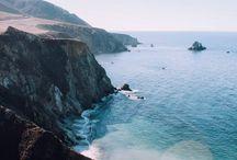 beaches, waves & oceans