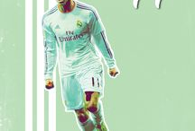 Retro Football Poster