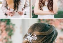 Wedding Styles & Tips / Wedding hairstyles and beauty tricks for a flawless and glamorous big day. #hair #hairstyles #hairtips #wedding #haircare #arganrain #arganrainproducts #shampoo #women