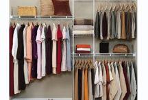 closets / by Julie Wilson