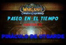 World of Warcraft | Paseo en el tiempo