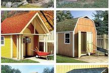 Wood Buildings (closed)