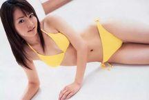 ビキニ:黄色 bikini:yellow