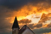 Wooden churches & buildings