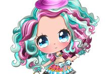 ever after high mania
