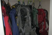 Camping Gear Storage