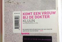 """Boekpromotie / Het boek """"Komt een vrouw bij de dokter"""" van Kluun"""