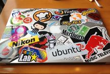 MacBook Sticker tune