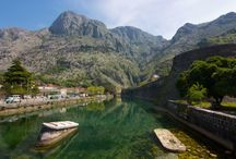 Montenegro/Culturo / コトルの自然と文化-歴史地域    Natural and Culturo-Historical Region of Kotor・遺産種別:文化遺産・登録:1979年