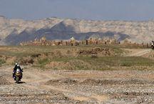 ASIE CENTRALE - motos BMW / Voyages à moto au Pamir (Kirghiztan - Tadjikistan). Photos © T3 / EMB & Tom SUMMER