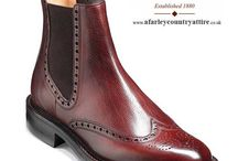 Barker Shoes Autumn / Winter Collection - AW 2014 / New Barker Shoes Autumn/Winter 2014 range. Stylish shoes & boots in a variety of styles & colours.  / by A. Farley Country Attire & Exclusive Menswear