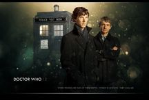 Wholock / just sherlock, doctor who, and crossovers XD  / by Emma Harvey