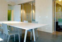 Office Studio Immobiliare / PROGETTO: Arch. Marco Mazzi; Intertecnica