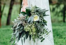 Foliage bouquets - trends for weddings / Wedding trends