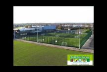 3G, 4G, 5G, 6G Synthetic Turf Sports Pitch Artificial Grass Surfaces
