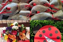 Alexandros Baptism - Ladybug Theme / Μια εβδομάδα μετά το Πάσχα ζήσαμε την πιο ανοιξιάτικη βάπτιση! Ο μικρός Αλέξανδρος πήρε το όνομα του μέσα στο κόκκινο της πασχαλίτσας και σε αρώματα λουλουδιών. Να μας ζήσει!!
