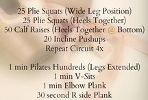 Fitness / Fitness and working out