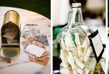 Kreatywne pomysły na księgę gości / Inspiracje na księgę gości na przyjęciu weselnym