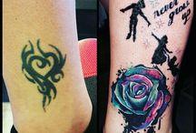 The tattoos I do